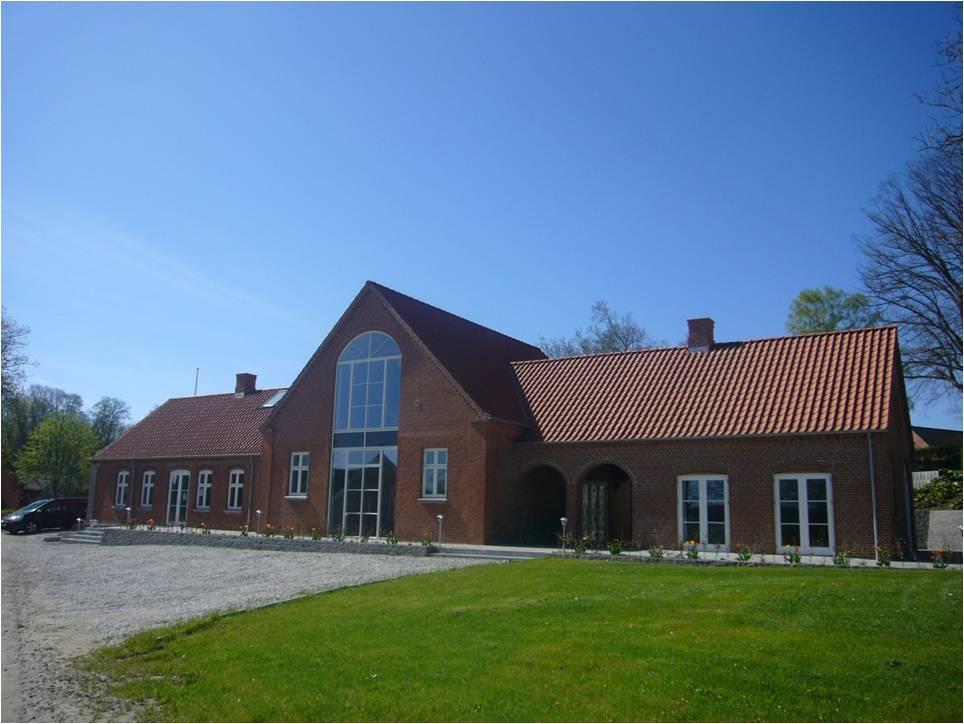 Løvskal Hus