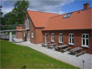 Løvskal Hus terrasse